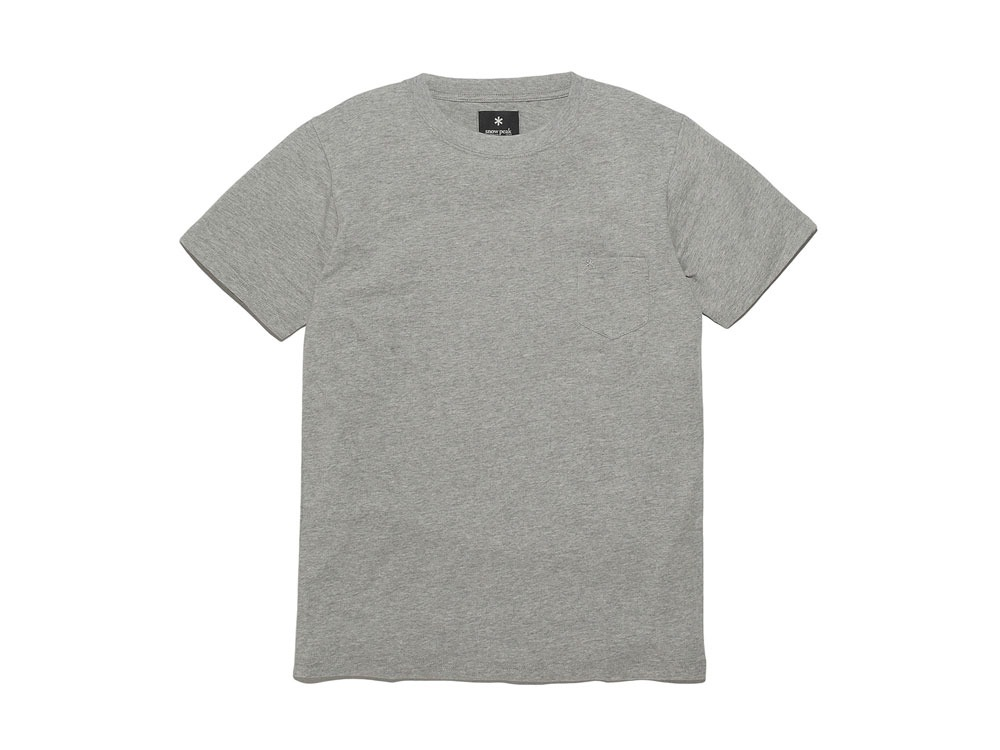 Pocket Tshirt 1 M.Grey0