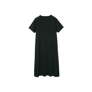 Heavy Cotton Dress 3 Black