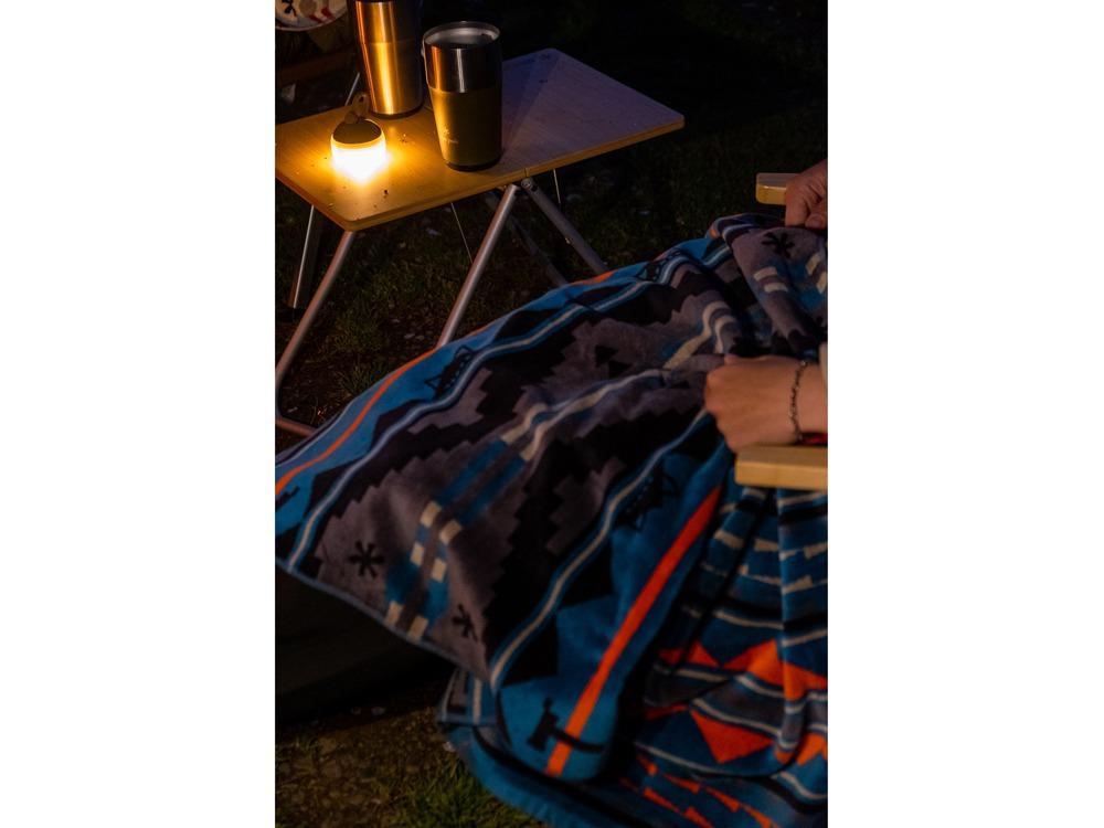 SP / PENDLETON TOWEL BLANKET Mid One Grey