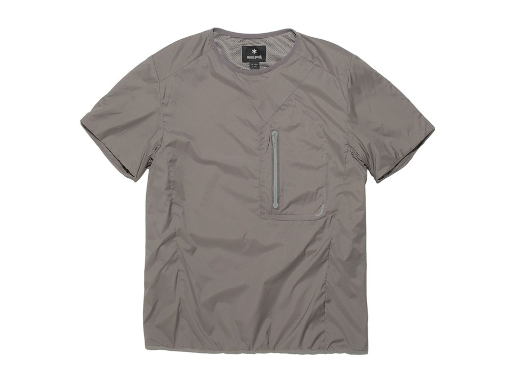 2LOcta Insulated H/S S Grey0