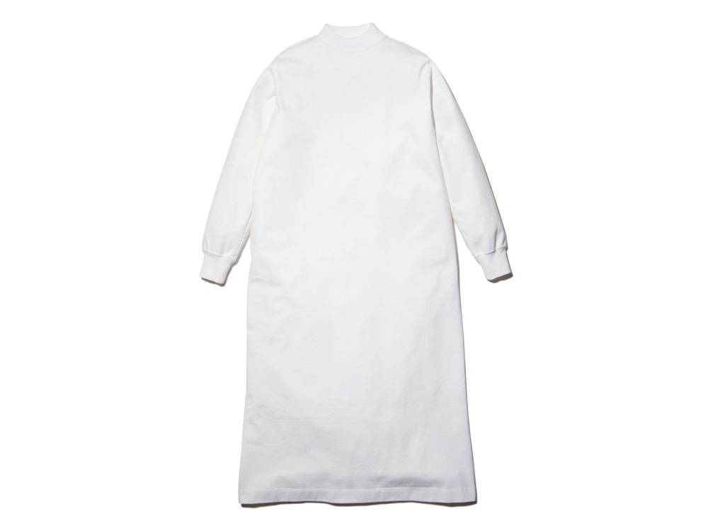 Heavy Cotton GD Mockneck DS 2 WH