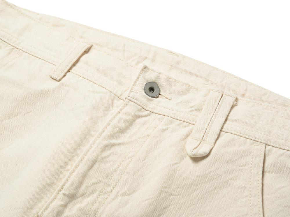 Okayama OX Pants M Ecru2