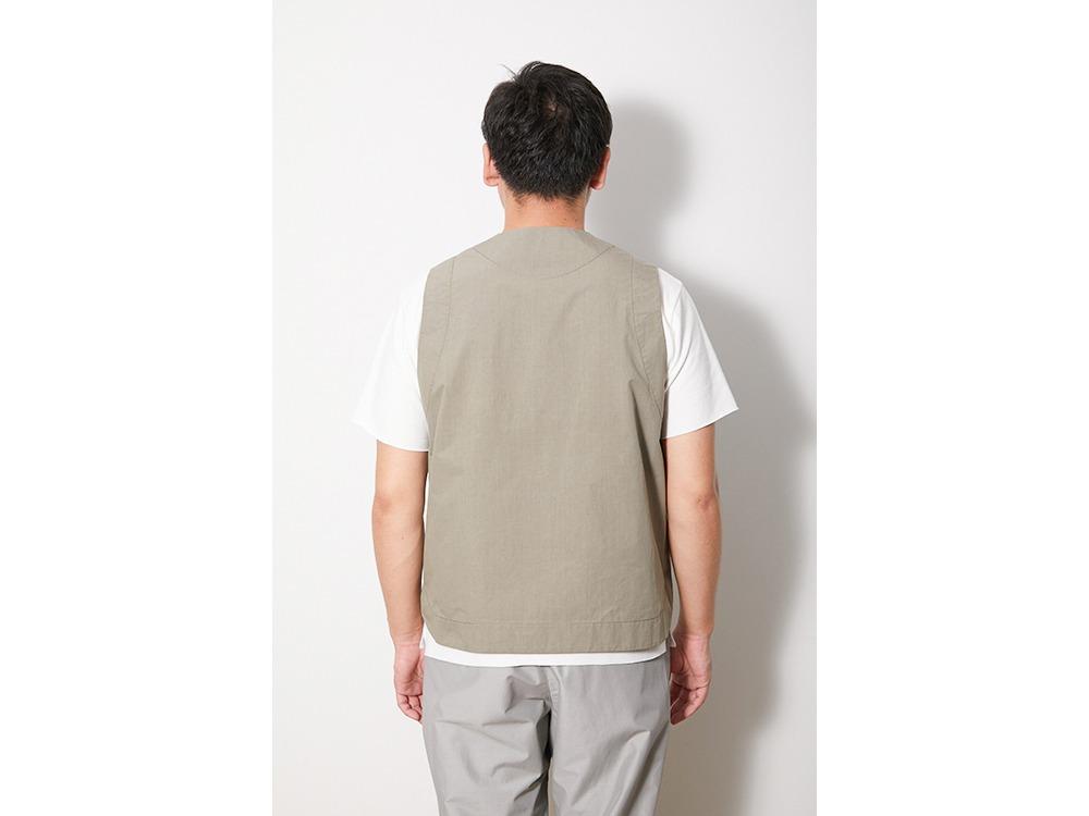 Proof Canvas Vest 1 Black