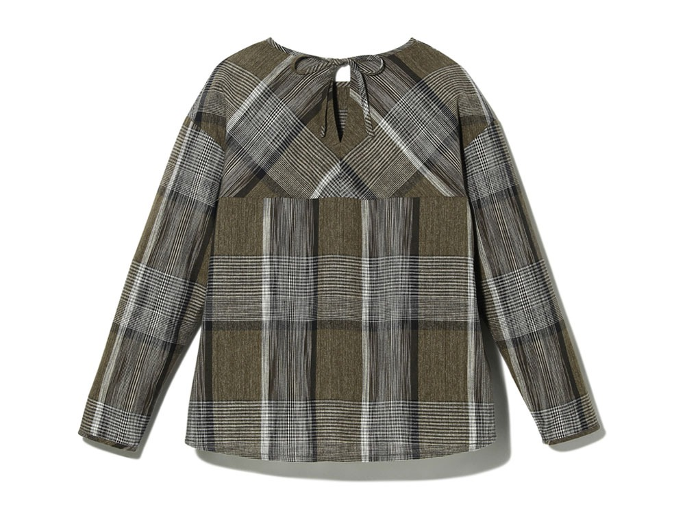 KASURI Pullover 4 Brown1