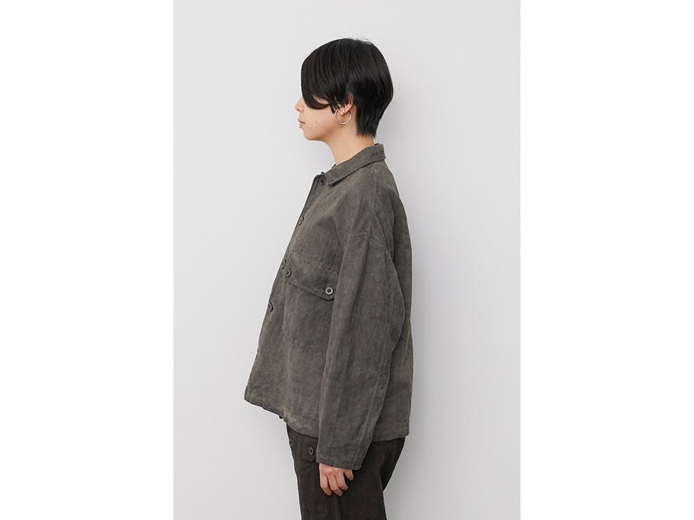 Hand-woven C/L Jacket 1 DORO