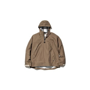 FR 3L Rain Pullover XL Brown