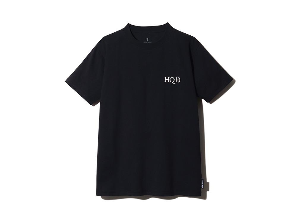 HQ10周年記念 Tshirt M Black