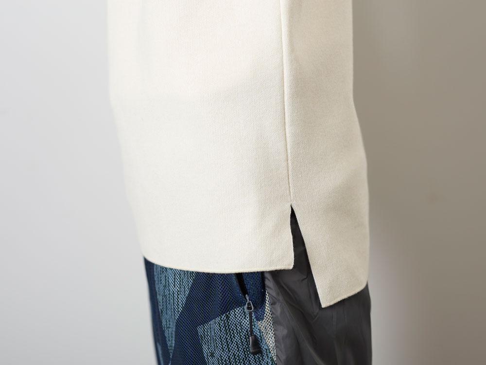 CottonDRYPullover XL White5