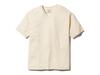 アルティメイトピマ ダブルニット Tシャツ M ナチュラル