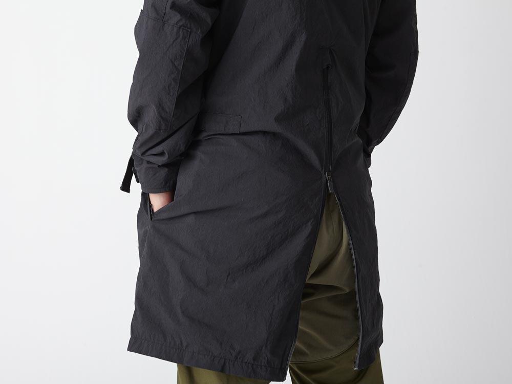 Indigo C/N Anorak Pullover 1 Black7
