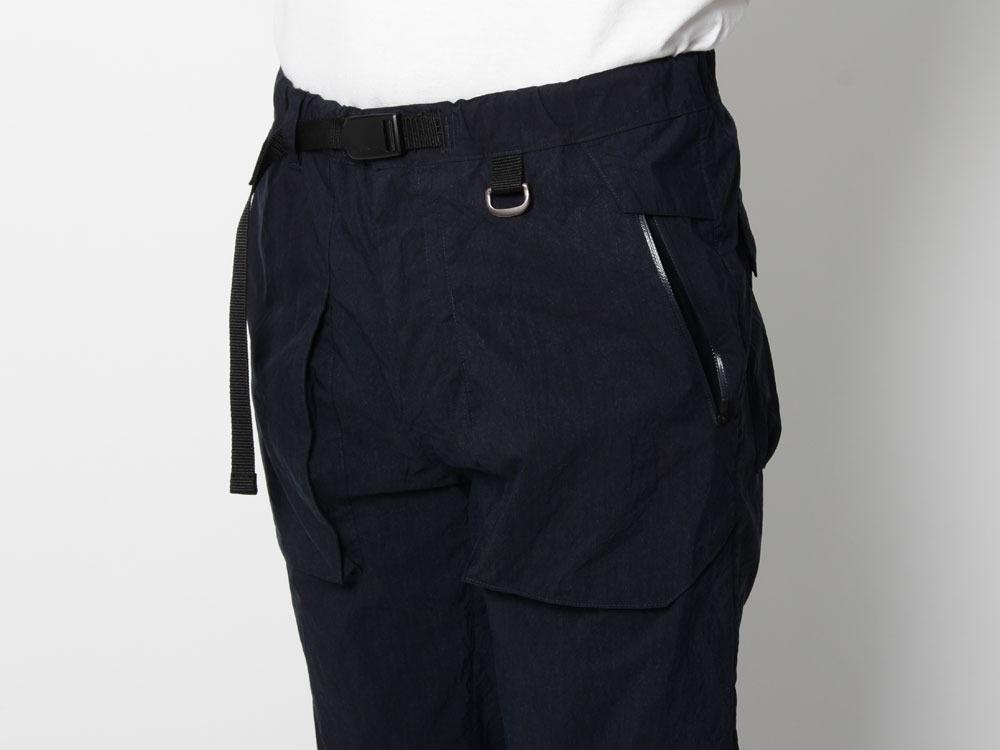 Indigo C/N Anorak Pants XL/L Black5