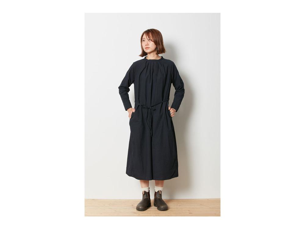 アルティメイトピマ ポプリン ドレス 2 Ecru