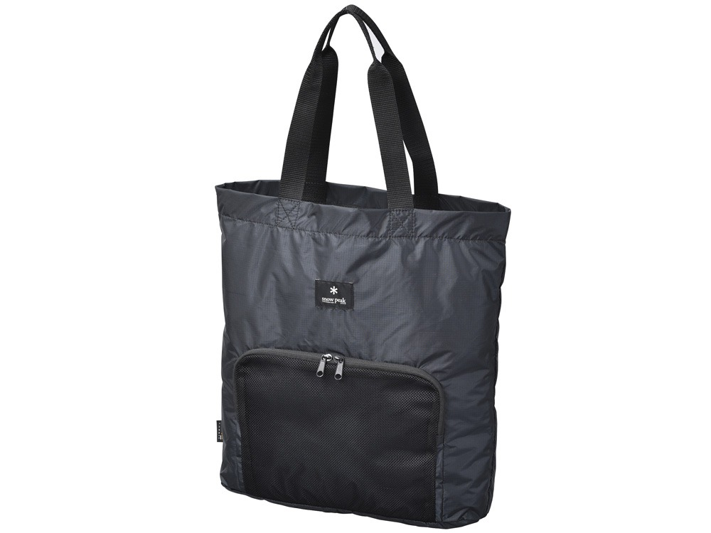 Pocketable Tote Bag Type01 Black0