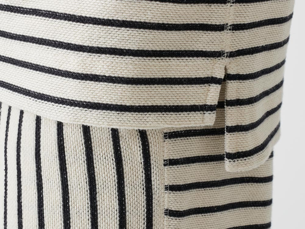 C/L Striped Pullover XL Ecru6