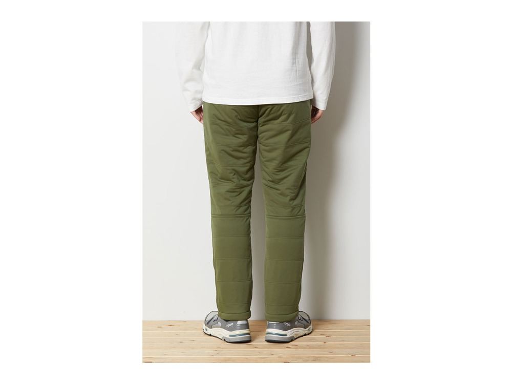 Flexible Insulated Pants S Olive