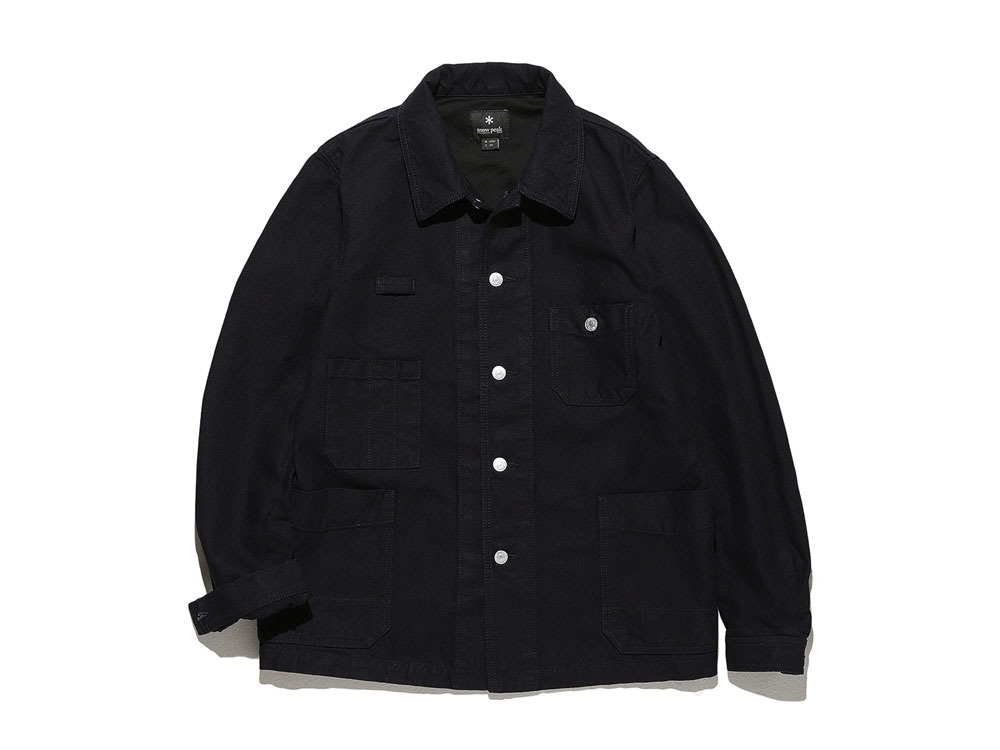 オカヤマオックスワークジャケット L インディゴ