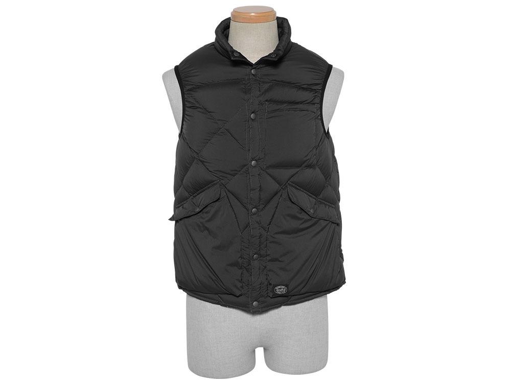 Down Vest XL Black0