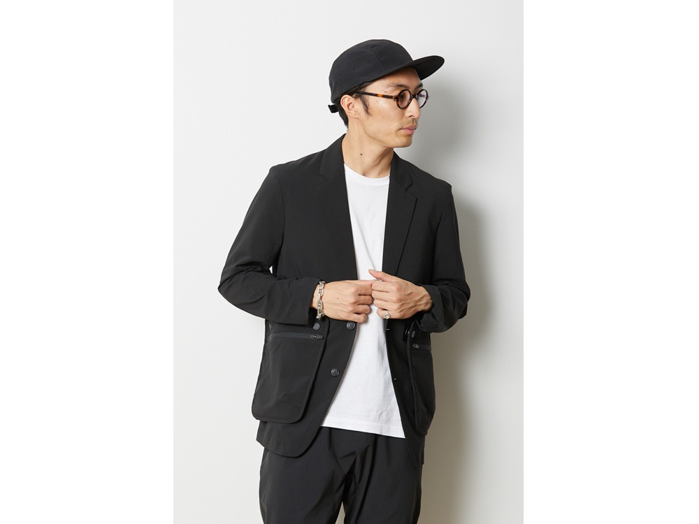 DWR LightWeight Jacket M BK1