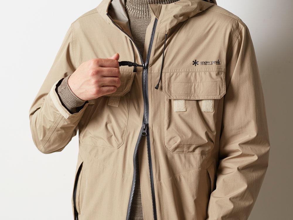 Wind&Water Resistant Jacket 2 Olive9