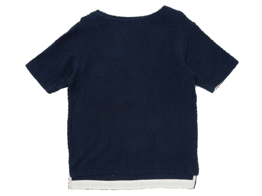 Long Loop Sweat T-Shirt XL Navy0