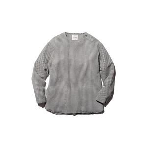 W/R Gingham Check Shirt M Sage