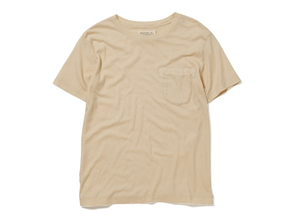 Bare Organic Smooth Tshirt L Natural0