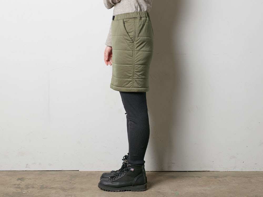 Flexible Insulated Skirt 2 Olive3