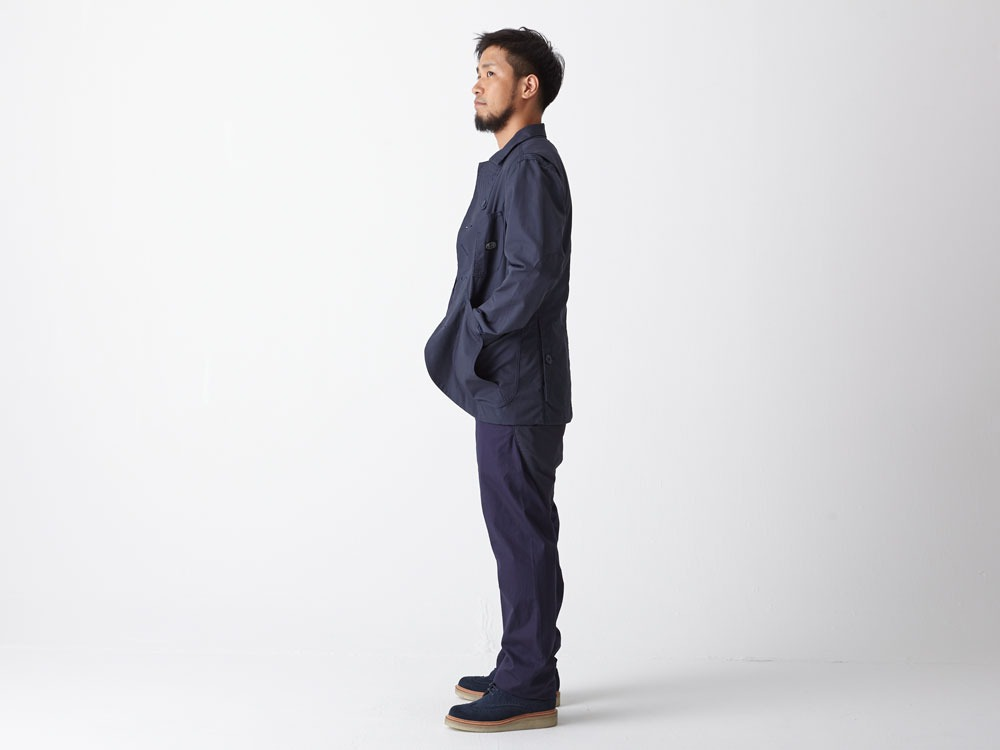 Ventile 3piece Pants #2 L Navy4