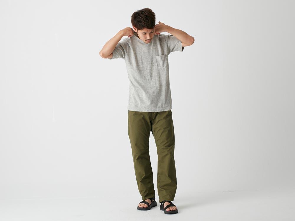 Organic Tshirt M Navy1