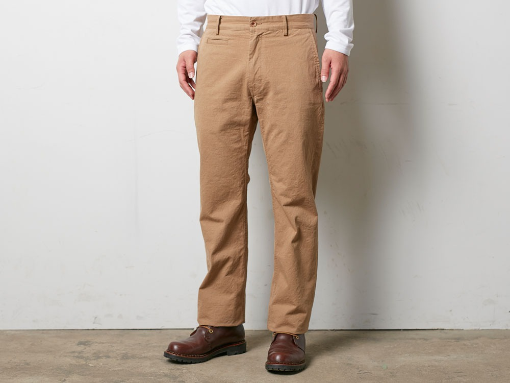 True Organic Pants S Natural2