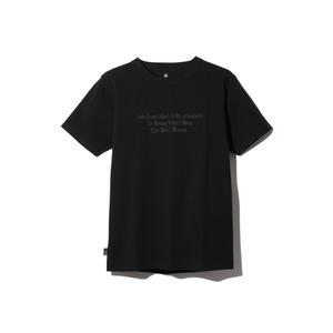 タイポグラフィカル Tシャツ