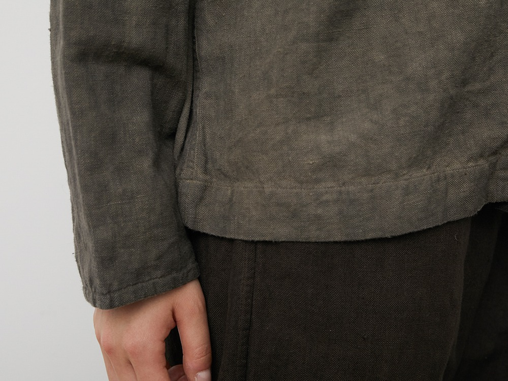 Hand-woven C/L Jacket 2 SUMI