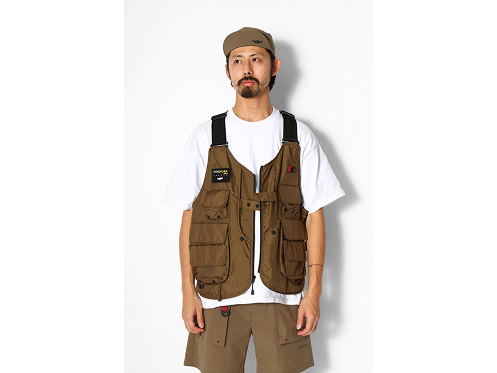 【予約受付中】Camp Vest L Pro.