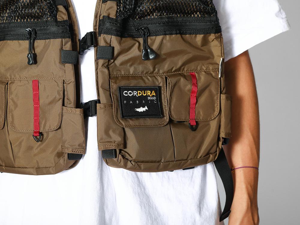 【予約受付中】Game Vest One Black