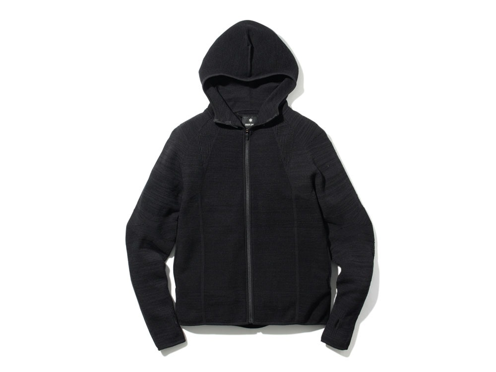 WG Stretch Knit Jacket #3 M Black0