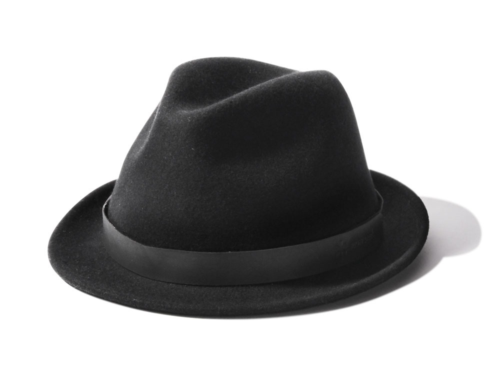 Soft Wool Hat oneBlack