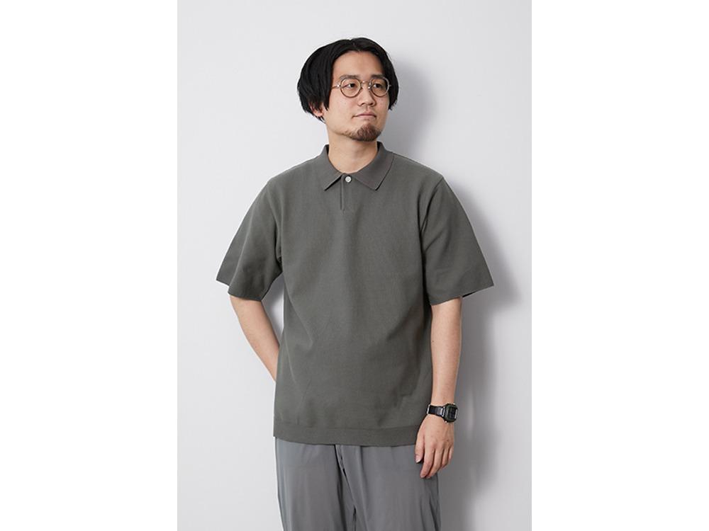 Co/Pe Dry Polo Shirt L Black