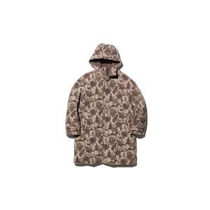 Printed Wo/Ny Coat