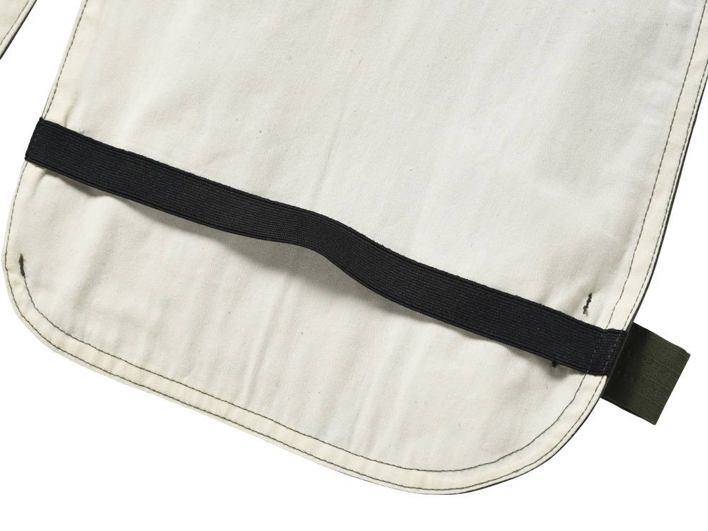 Camping Utility Apron Olive3