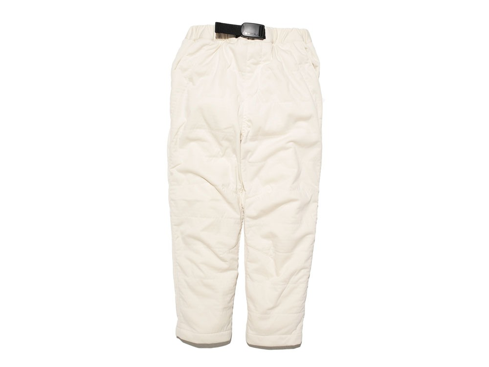 Kids Flexible Insulated Pants 4 White0
