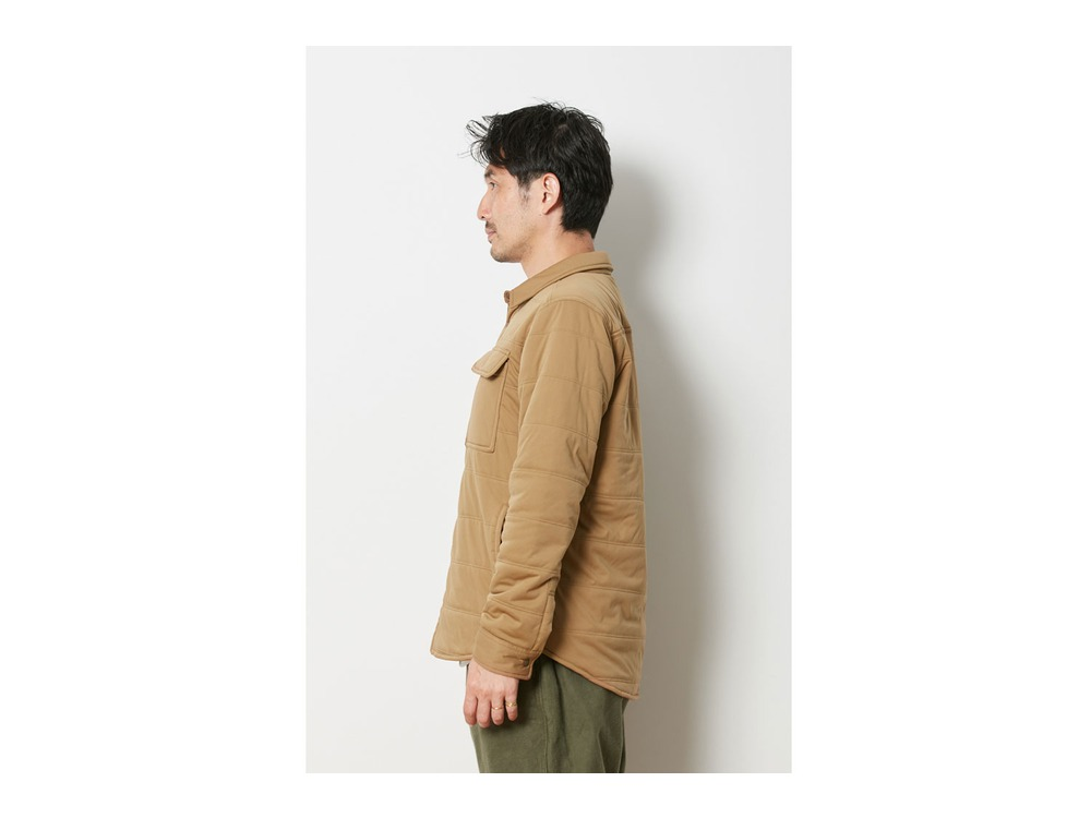 Flexible Insulated Shirt S Olive