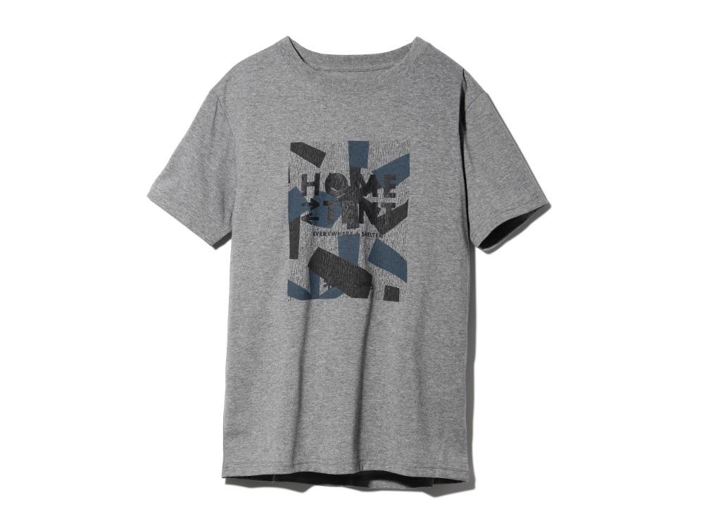 Rain CAMO Tshirt XL Melange Grey0