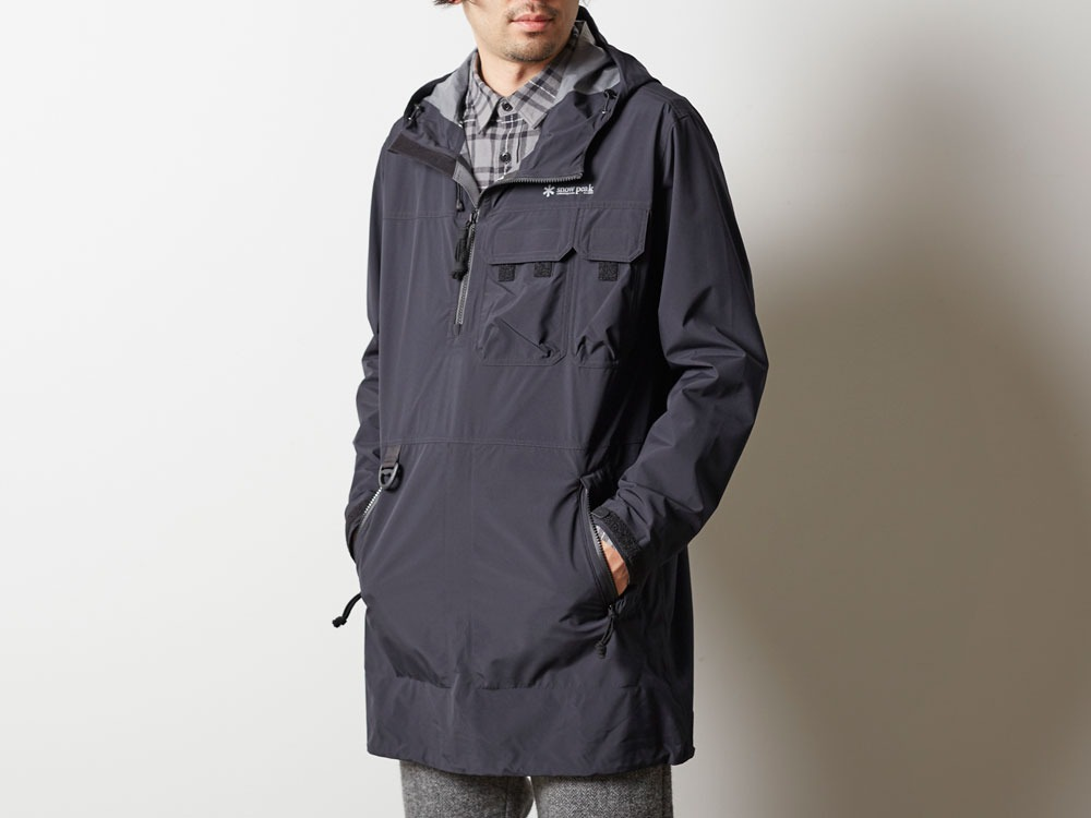 Wind&Water Resistant Anorak 2 Olive4