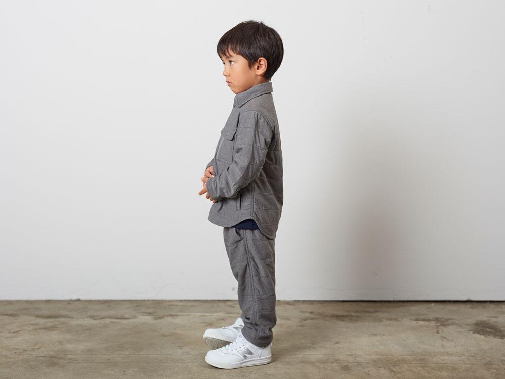 KidsFlexibleInsulatedShirt 4 M.Grey2