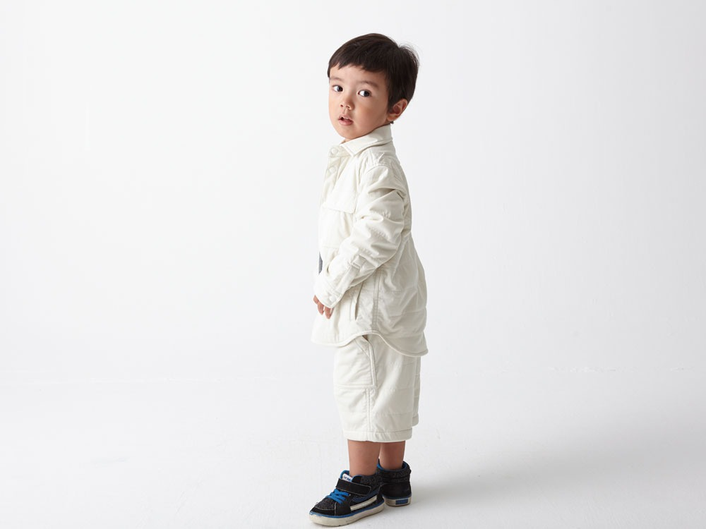 Kids Flexible Insulated Shirt 3 White3