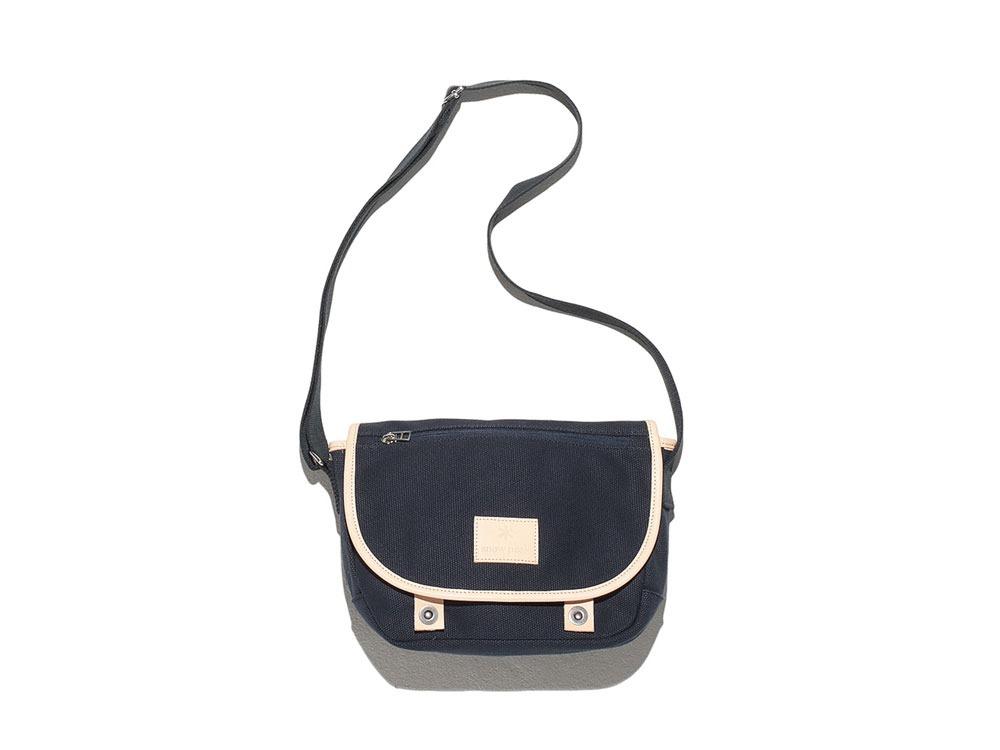 Canvas Shoulder Bag Navy0