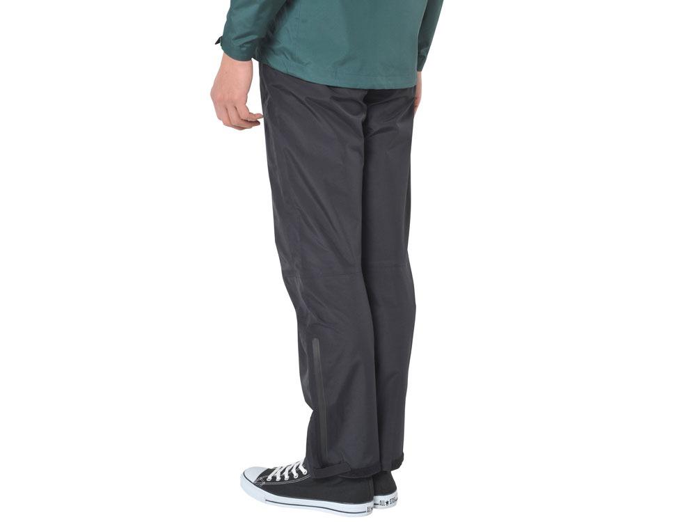 3L Rain Pants XS Black1