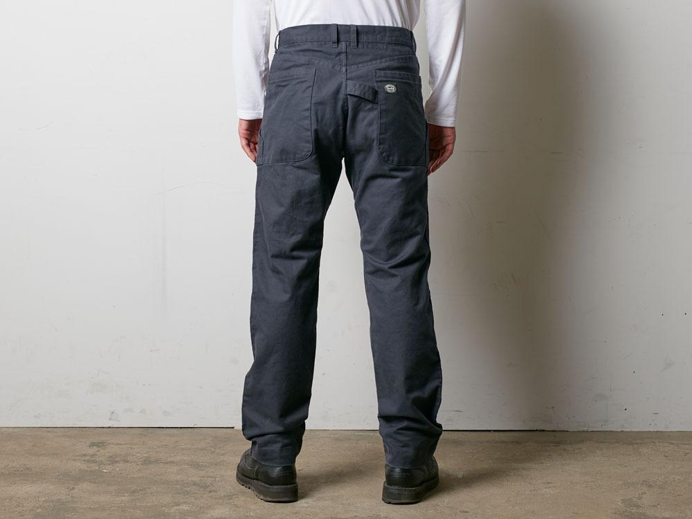 TAKIBI Pants M Black4