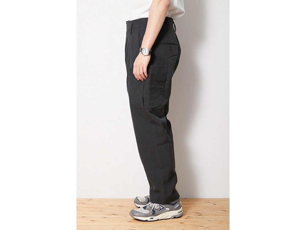 TAKIBI Pants XL Black