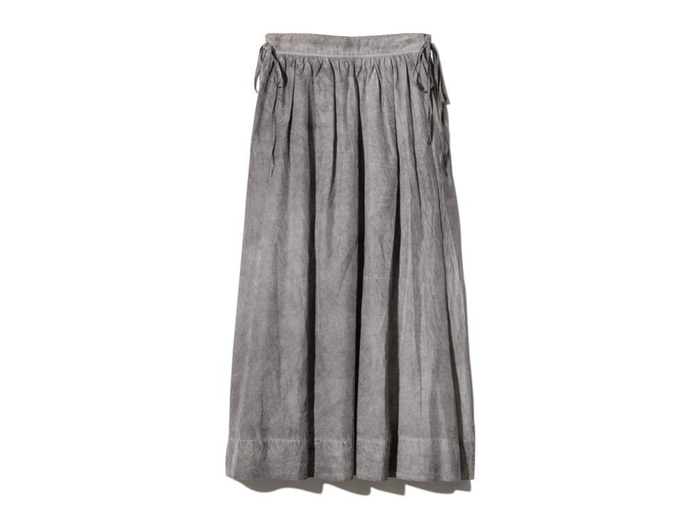 Hand-woven Cotton Silk Skirt 2 SUMI